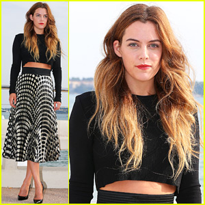 Mad Max's Riley Keough Promotes Her New TV Show at Mipcom!