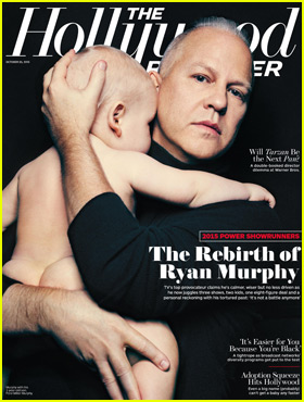 Ryan Murphy on 'Glee' Cast: 'I Thought They Wanted a Parent'