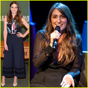 Sara Bareilles' New Album is Not a 'Musical Theater Record'