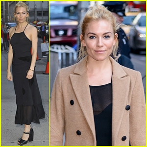 Sienna Miller Details How She Got Fired From Her Restaurant Job