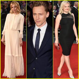 Sienna Miller & Tom Hiddleson Take 'High-Rise' To BFI Film Festival