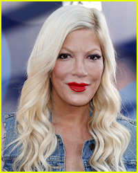 Tori Spelling Takes a Crazy Lie Detector Test (Video)
