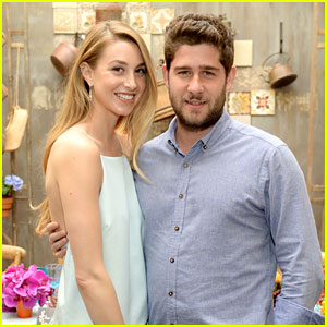 The Hills' Whitney Port Dresses in White at Her Bridal Shower