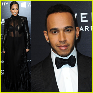 Alicia Keys Stuns at Keep A Child Alive's Annual Black Ball 2015