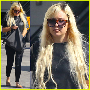 Amanda Bynes Makes a Rare Appearance for Pharmacy Run