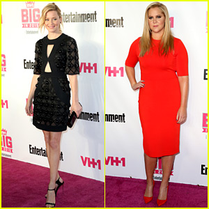 Elizabeth Banks & Amy Schumer Take on VH1's Big in 2015 Event!
