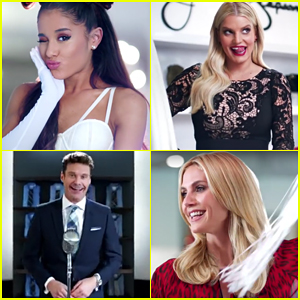 Ariana Grande, Jessica Simpson & More Star In Macy's Black Friday Ad - Watch Now!