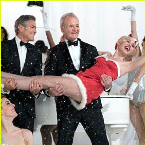 Bill Murray's Netflix Special 'A Very Murray Christmas' Gets a Star-Studded Trailer - Watch Now!