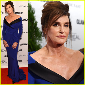 Caitlyn Jenner Arrives for Her Big Night at Glamour's Women of the Year Awards 2015