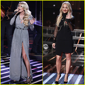 Carrie Underwood Performs 'Heartbeat' Live On 'X Factor UK' - Watch Here!