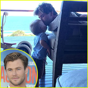 Chris Hemsworth Opens Up About Being a Dad: 'I Know What Love Is'