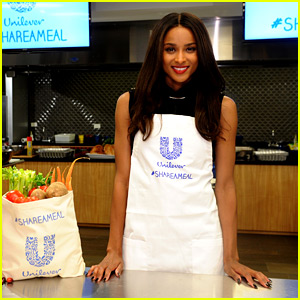 Ciara Says the 'Share a Meal' Campaign Speaks to Her Heart