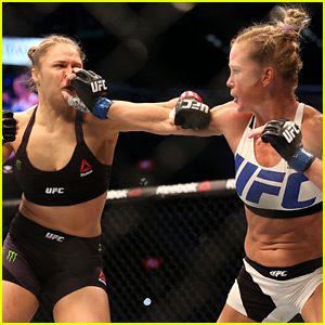 Holly Holm Defends Ronda Rousey After Her UFC Loss: 'People Can Be Pretty Brutal'