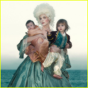 Jaime King Plays Marie Antoinette with Her Baby Boys in Tyler Shields' 'Decadence' Series!