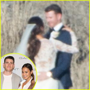 Jamie Chung & Bryan Greenberg Marry - See the Wedding Pics!