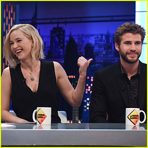 Watch Jennifer Lawrence Try to Speak Spanish on 'El Hormiguero'
