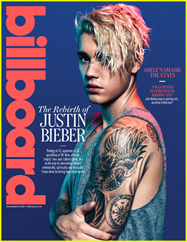Justin Bieber Talks His Full Frontal Pics, Selena Gomez & More with 'Billboard'