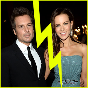 Kate Beckinsale & Len Wiseman Split After 11 Y