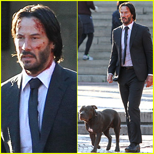 Movie Where Keanu Reeves Gets His Dog Killed
