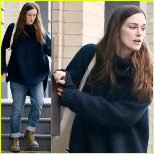 Keira Knightley: Motherhood Puts Everything into Perspective