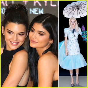 Kendall Jenner Becomes Platinum Blonde as 'Alice in Wonderland' for New 'Vogue' Shoot