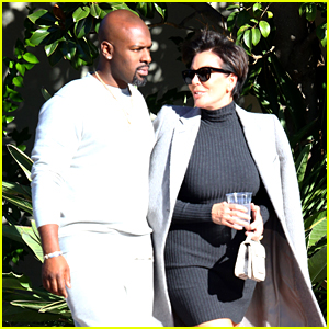 Kris Jenner & Boyfriend Corey Gamble Are Inseparable in L.A.