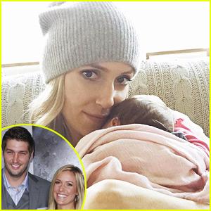 Kristin Cavallari Shares First Photo of Her Daughter Saylor with Quarterback Jay Cutler!