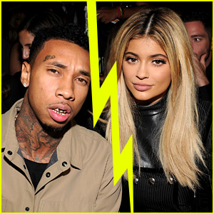Kylie Jenner & Tyga Split on His 26th Birthday