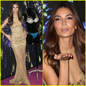 Lily Aldridge Presents the $2 Million Victoria's Secret Fantasy Bra!