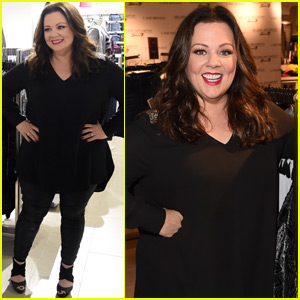 Melissa McCarthy Launches Holiday Clothing Line With Lane Bryant
