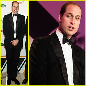 Prince William Hands Out Awards At Tusk Trust Conservation Awards!