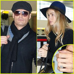 Is Ryan Seacrest Engaged to Model Girlfriend Renee Hall?