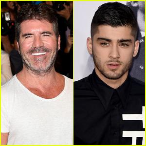 Simon Cowell Apologizes for 'Who Misses Zayn?' Joke