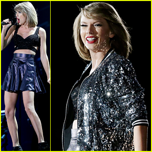 Taylor Swift Begins Last Leg of '1989' World Tour