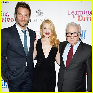 Bradley Cooper & Martin Scorsese Host Celebration for Patricia Clarkson!