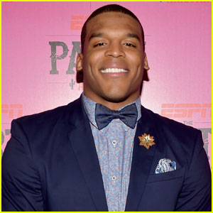 Carolina Panthers Quarterback Cam Newton Welcomes Son