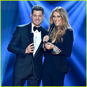 Celine Dion Sings Christmas Songs with Michael Buble! (Video)