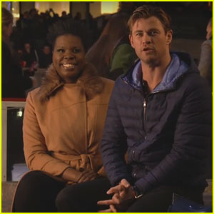 Watch Chris Hemsworth's 'Saturday Night Live' Promos!