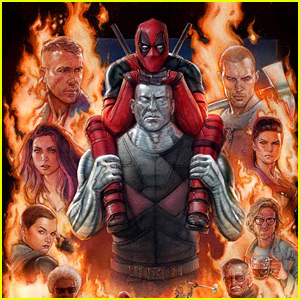 Ryan Reynolds' 'Deadpool' Gets a Special IMAX Poster & Teaser!