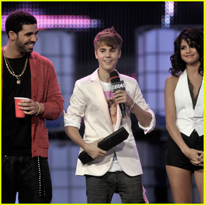 Is Drake a Big Fan of Justin Bieber & Selena Gomez as a Couple?