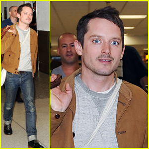 Elijah Wood Jets to Miami Ahead of DJ Set at Art Basel