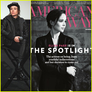 Ellen Page on Her Coming Out: 'It's So Toxic to be Hiding'