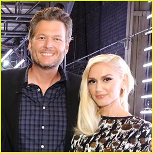 Gwen Stefani & Blake Shelton Spend First Christmas Together!