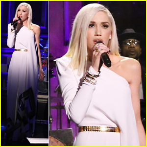 Gwen Stefani Performs 'Used to Love You' on 'The Tonight Show' - Watch Now!