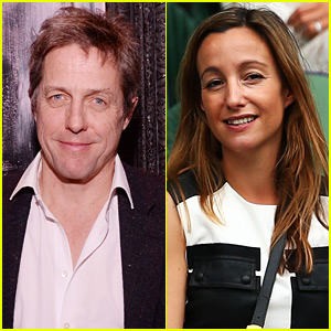 Hugh Grant Welcomes Baby Girl with Anna Eberstein!