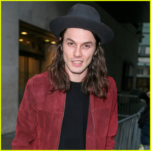 James Bay Steps Out After Scoring Three Grammy Nominations