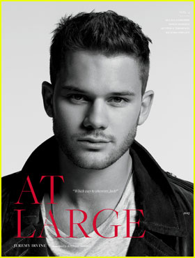 Jeremy Irvine Goes After Roles That Involve Risk-Taking