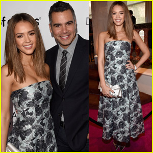 Jessica Alba Gets Honored at March of Dimes Celebration of Babies