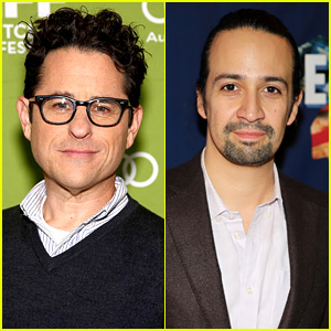 J.J. Abrams Reveals Hamilton's Lin-Manuel Miranda Wrote Music for 'Star Wars: The Force Awakens'!