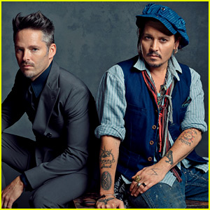 Johnny Depp & 'Black Mass' Director Scott Cooper Praise Each Other in 'GQ'